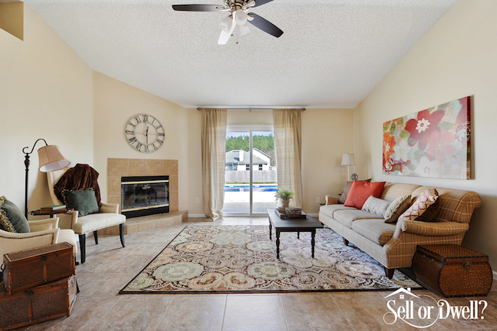 living room for sale how we can help stage your home for 12281
