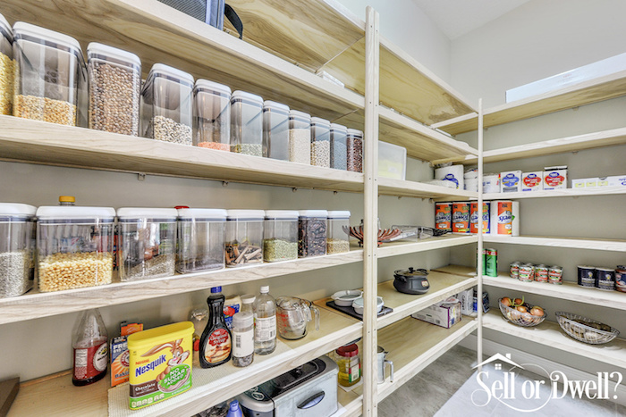 5 space saving ways to find more room in your kitchen pantry