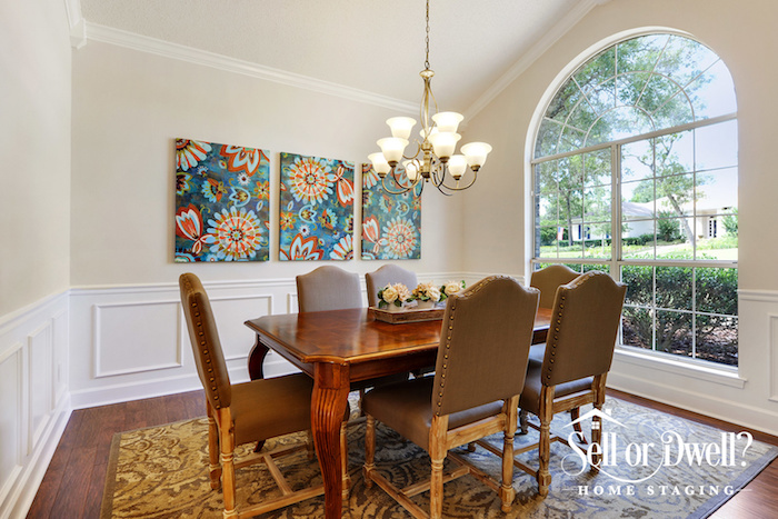 Dining Room Staging Ideas Part - 18: Home Staging Ideas Dining Room Home Staging Ideas: Decorate With Color!